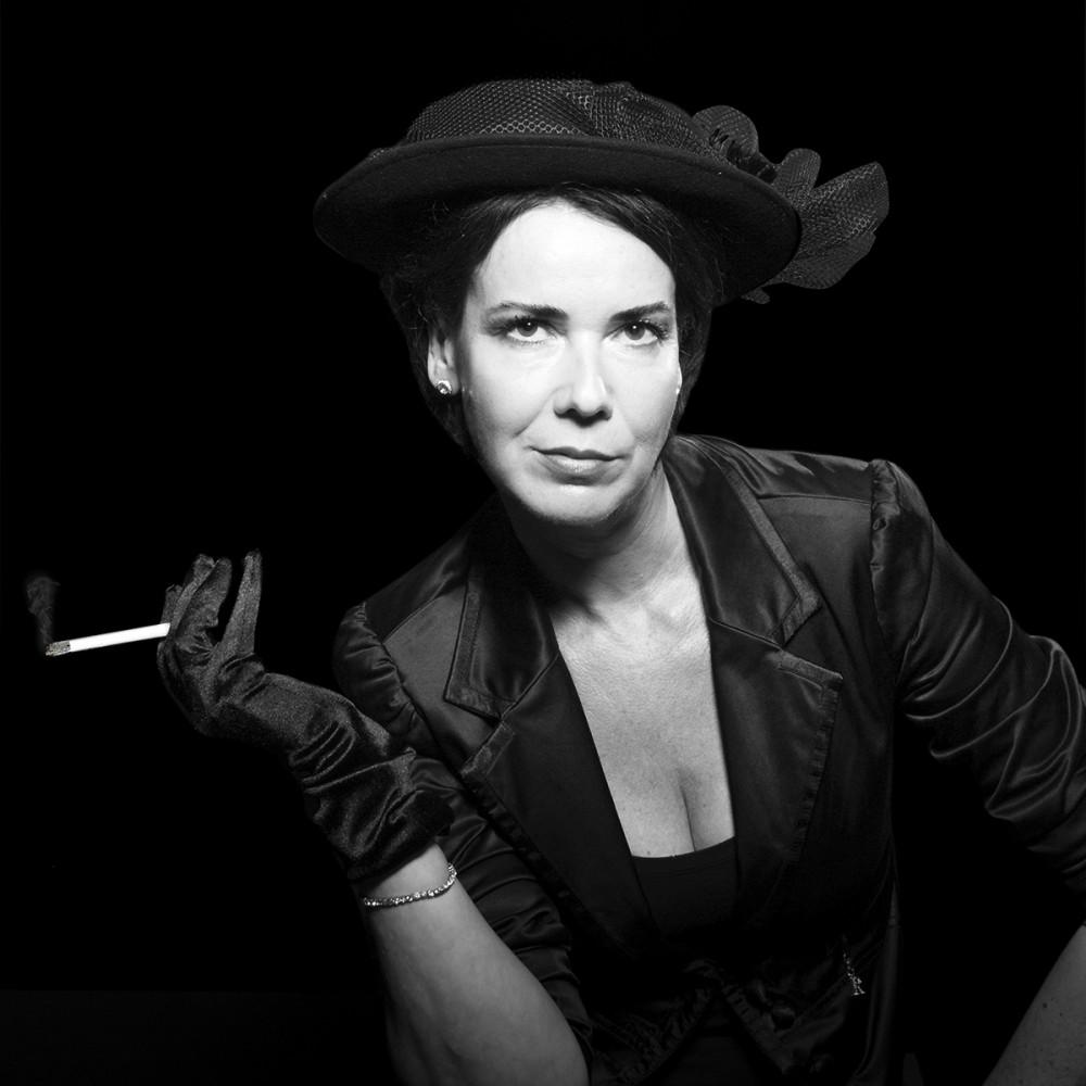 Filmstill Marlene Dietrich