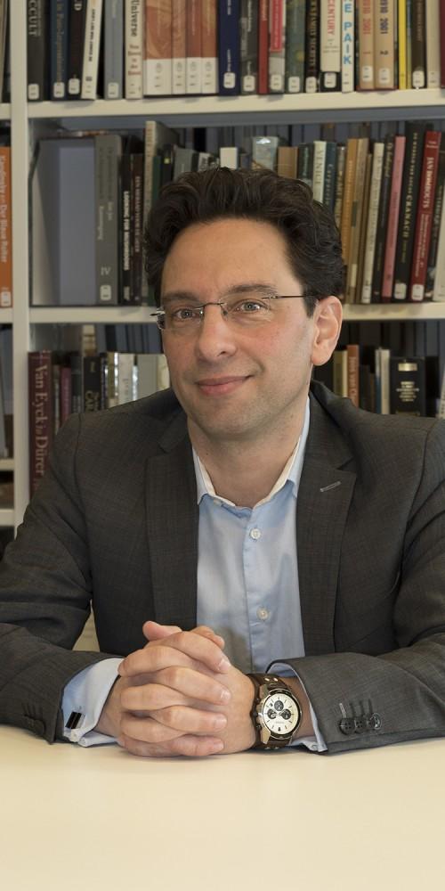 Xander Koolman associate professor VU